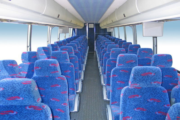 Charter Bus Rental Orlando