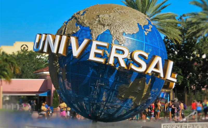 Universal Studios Party Bus Rental