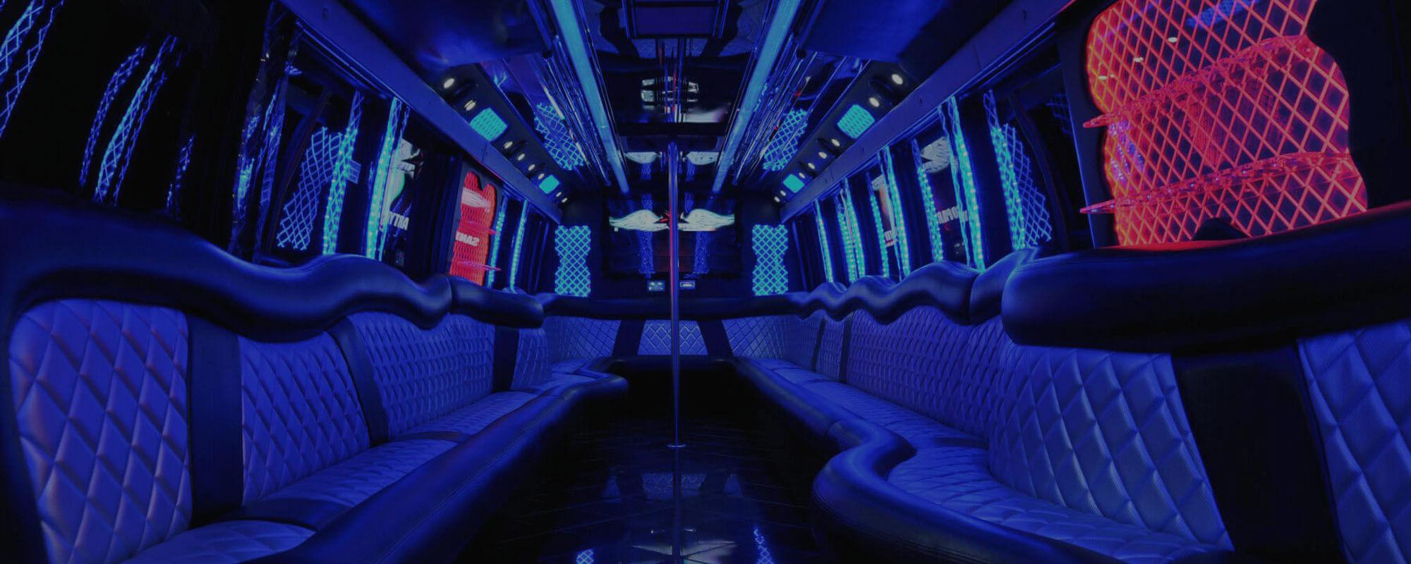 #1 Party Bus in Orlando