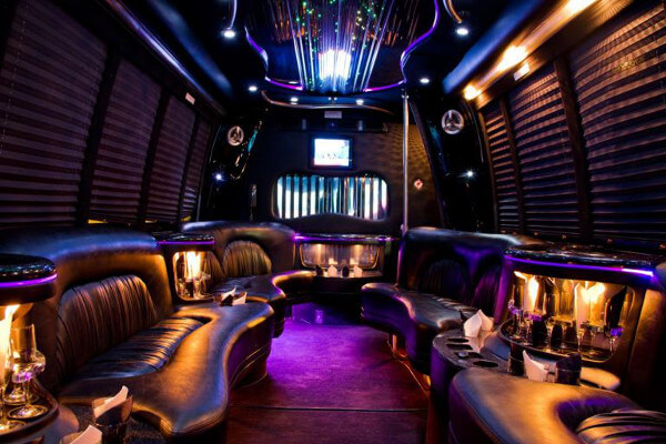 Small Party Bus Rental Orlando